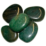Earth Stones - Green Fuschite (1 lb)