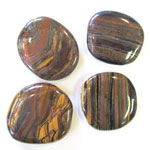 Earth Stones - Banded Tiger Jasper (1 lb)