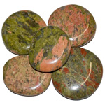 Earth Stones - Unakite (1 lb)