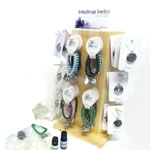 Aromatherapy Jewellery Display - (36/display)