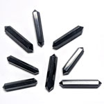 Black Obsidian Polished Jewellery Point Crystal