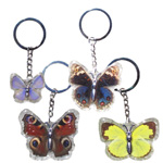 Butterfly Keychains - Assorted