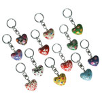 Harmony Heart Keychain - Assorted (12)