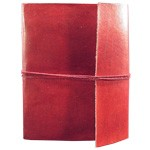 Zenature Leather Journal - Plain (6 x 8 inch)
