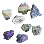 Mineral Magnets - Assorted (12)