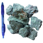 Bin Sized - Fuchsite Rough (Size 2) (12 pcs)