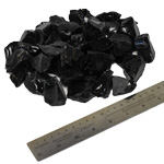 Bulk Rough Minerals - Obsidian Rough (2.2 lb)