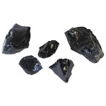 Mineral Request - Black Obsidian Rough