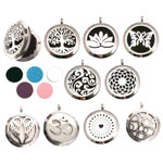 Aromatherapy Pendant - Assorted (9)