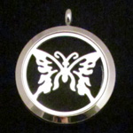 Aromatherapy Pendant - Butterfly