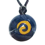 Harmony Ball Necklace - Spiral