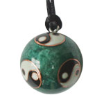 Harmony Ball Necklace - Yin Yang