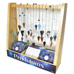 Large Pendulum Display - Faceted (40/display)