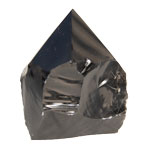 Cut Base Point - Black Obsidian