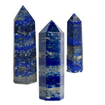 Polished Point - Lapis Lazuli - Large