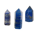 Polished Point - Lapis Lazuli - Medium