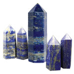 Polished Point - Lapis Lazuli