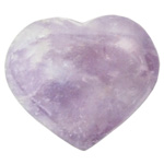 Puffy Heart - Extra Large - Amethyst