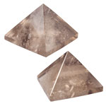 Pyramid - Smokey Quartz