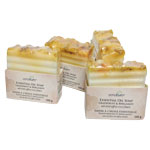 Zenature Essential Oil Soap - Grapefruit Bergamot (4)