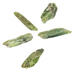 Green Kyanite Specimens - Large (1/2 lb)