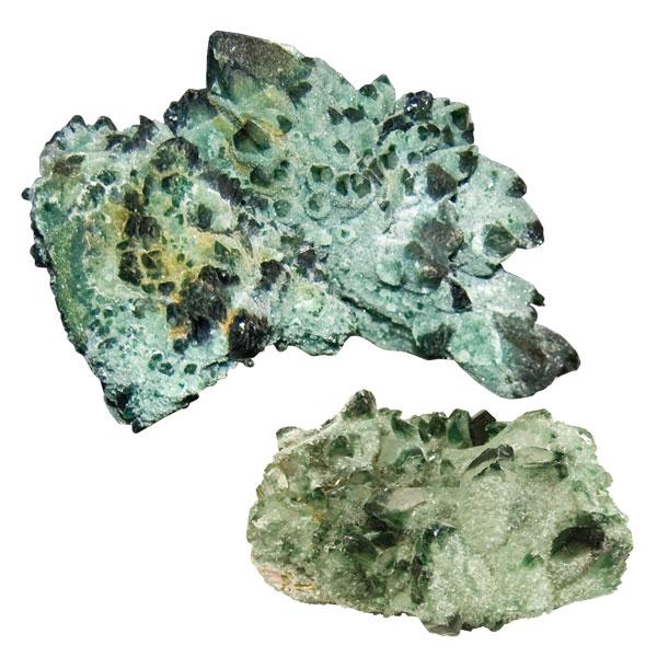 Chromium Green Quartz Specimen   Wholesale Crystal Decor