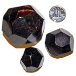 Garnet Polished Specimens - Medium