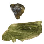 Mineral Request - Moldavite