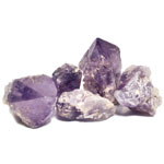 Elestial Specimens - Amethyst