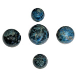 Gemstone Sphere - Blue Apatite