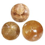 Gemstone Sphere - Honey Calcite