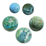 Gemstone Sphere Request - Chrysocolla