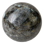 Gemstone Sphere Request - Black Moonstone