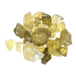Semi-Tumbled Stone - Golden Healer Quartz (1/2 lb)