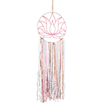 Dream Catcher Wall Hanging - Lotus