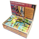 Personal Worry Dolls Display (60/display)