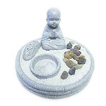 Zen Garden - Child Monk