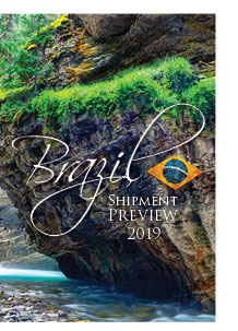 View our 2019 Brazil Shipment Preview