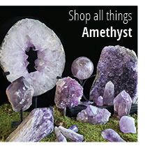 Browse by material, amethyst