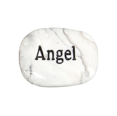 Angel Blessings Wish Stones - Assorted (10)