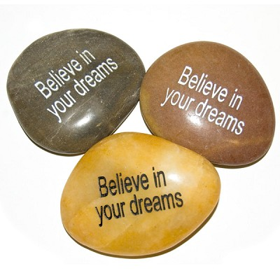 Inspiration Stones - Believe in your dreams (6)