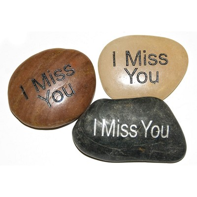 Inspiration Stones - I miss you (6)