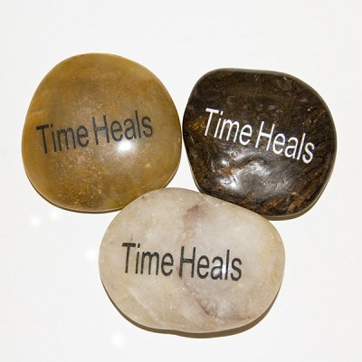 Inspiration Stones - Time heals (6)