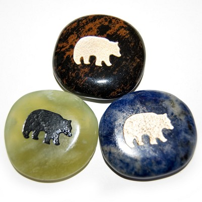 Totem Birth Stones - Bear (6)