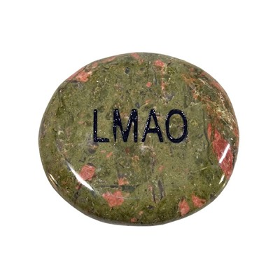 TXT Stones - LMAO (laugh my as$ off) (10)
