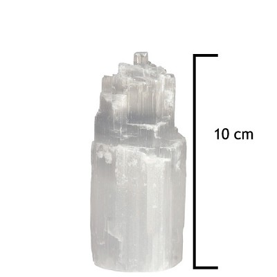 Selenite Mini Mountain - 10 cm