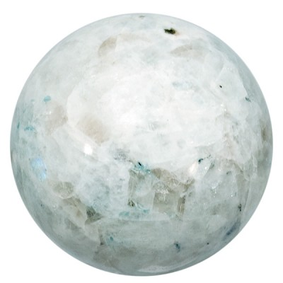 Gemstone Sphere Request - Blue Moonstone