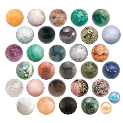 Gemstone and Crystal Sphere Request