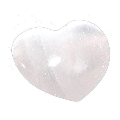 Hearts - Selenite