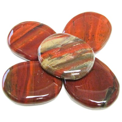 Earth Stones - Brecciated Jasper (1 lb)